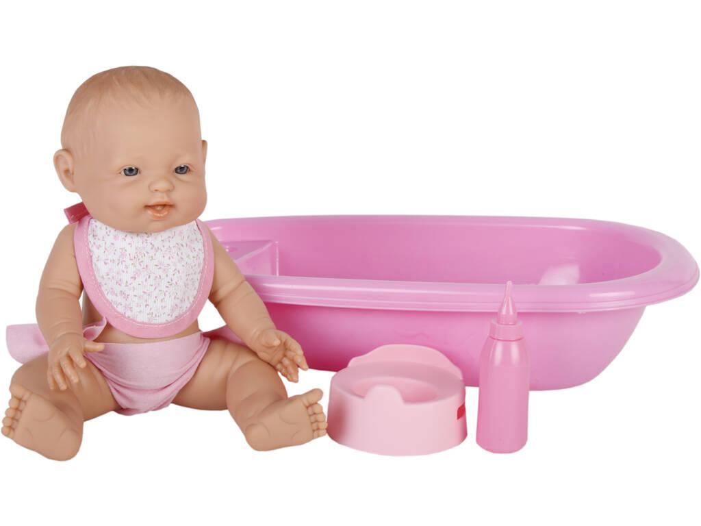 Baby Pipì con Vasca da Bagno