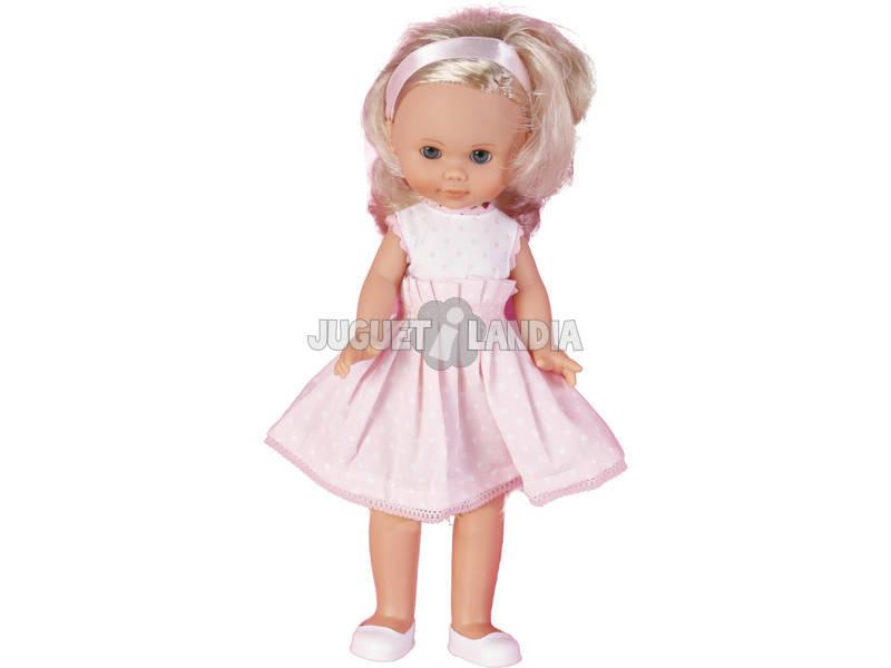 Cucosito Bambola Baby Pink 40 cm