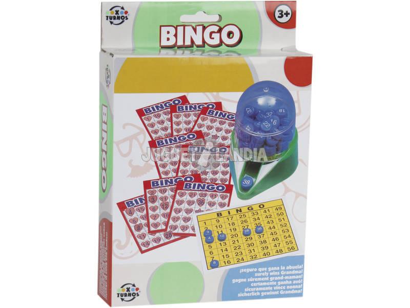 Bingo Juego de Viaje