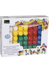 Set Blocchi 40 pezzi