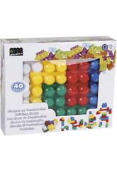 Set Bloques 40 piezas