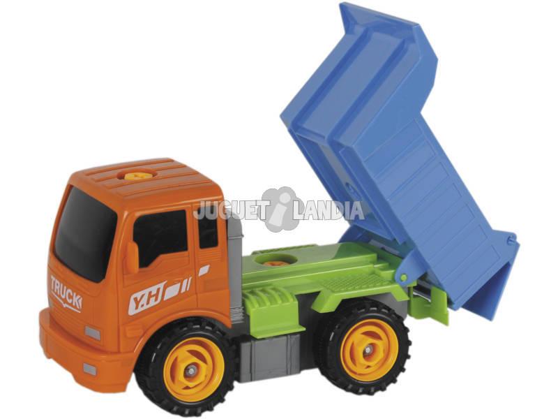 Camião Basculante de Brinquedo