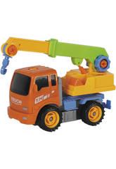 Camion construction