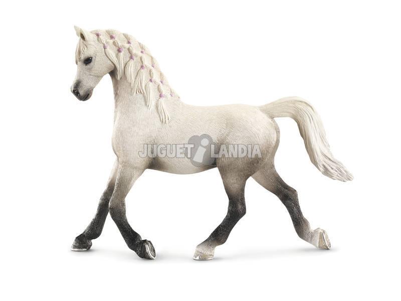 Égua Arabe 12.5cm. Schleich 13761