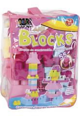 Constructions Blocks 55 pièces