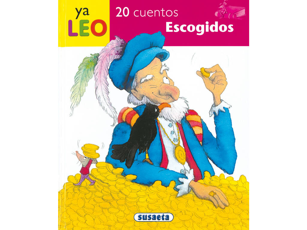 Ya Leo (já sei ler) 3 Títulos Susaeta S0006