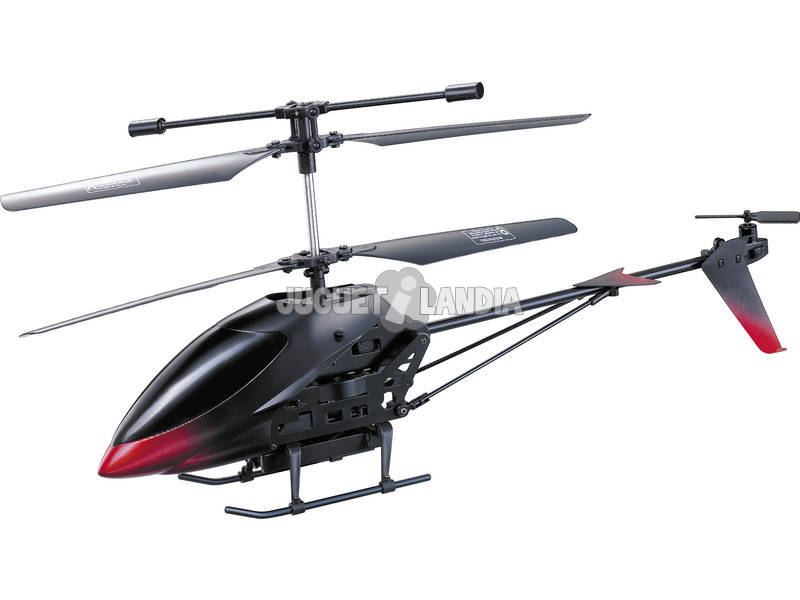 Helicoptero Radio Control 32 cm. 3.5 Canales Video
