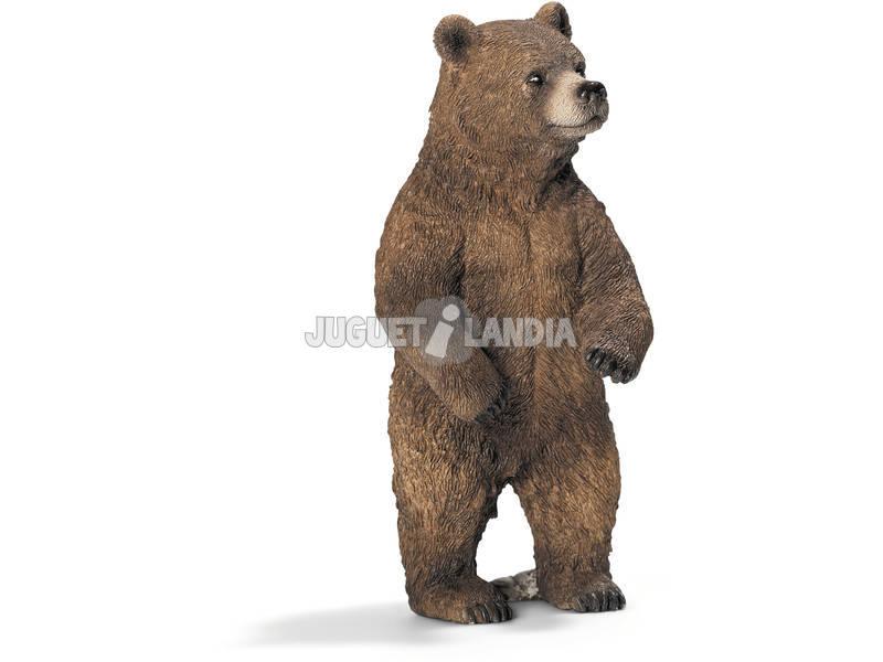 Osa Grizzly 5cm. Schleich 14686