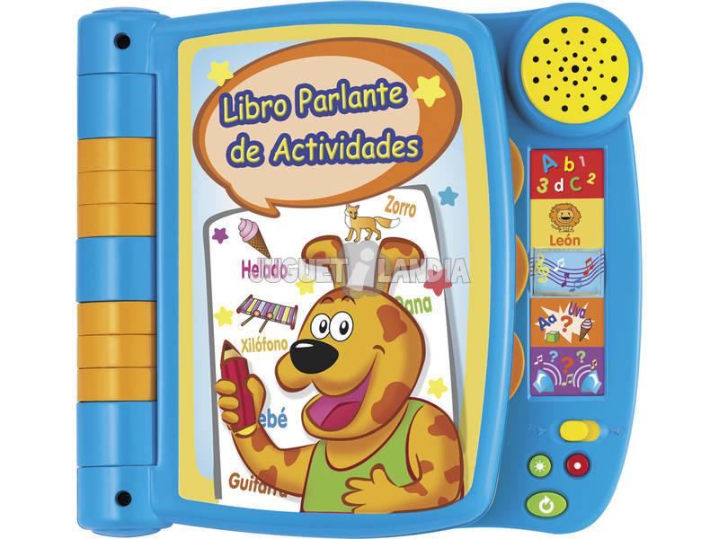 Libro parlante educativo