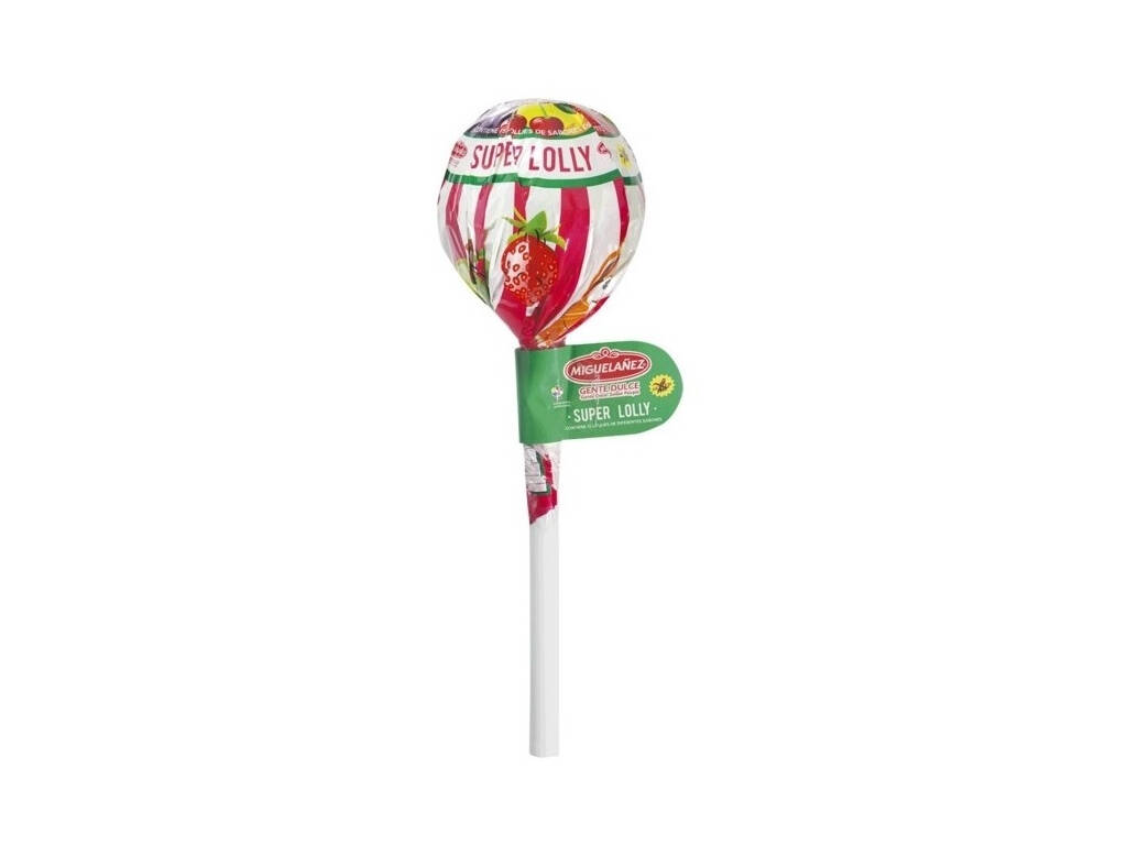 Super Lollies di 135 gr. Miguelañez 130400