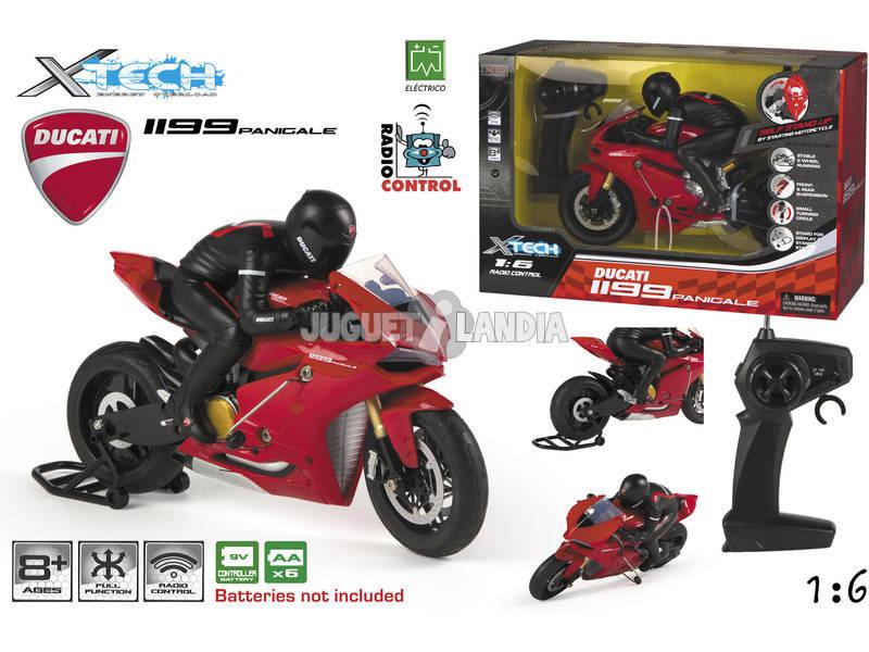 Radio Control 1:06 Ducati 1 199 Panigale Teledirigido
