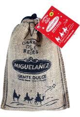 Sac de Charbon de Canne à Sucre 100 gr. Miguelañez 131190