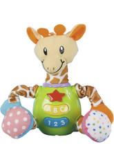 Girafa actividades inteligente