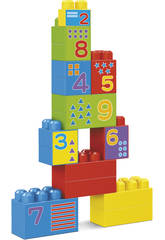 Jumbo Block 25 pezzi