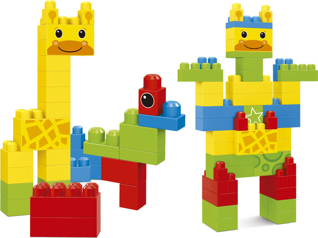 Jumbo Blocks 78 piezas