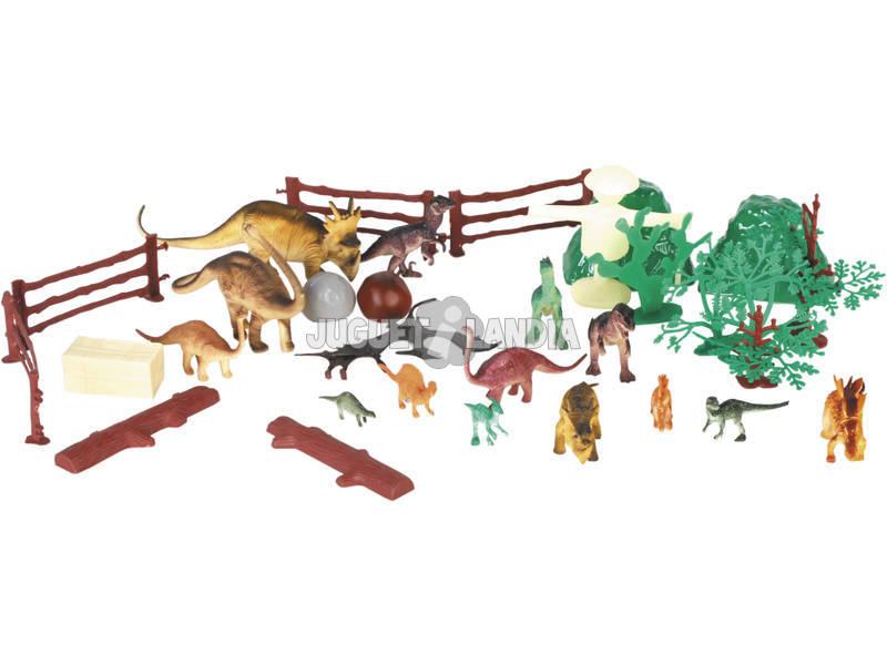 Animales 30 piezas