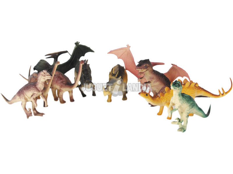 Animales Vida Salvaje 10 piezas