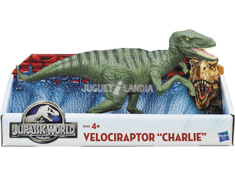 Jurassic World Figura Titan