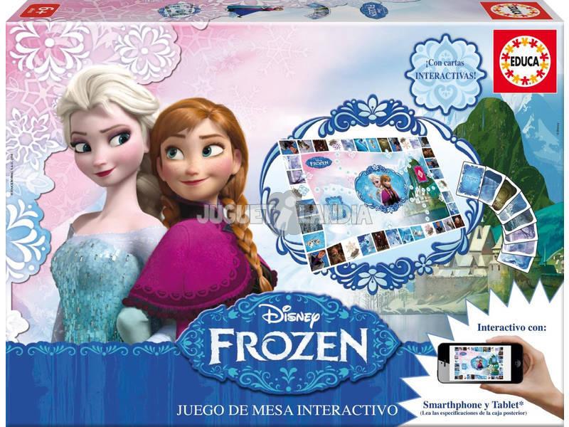 El Juego De Frozen Interactivo