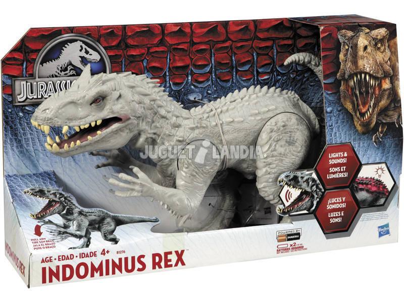 Jurassic World Dino Bad Boy Électronique