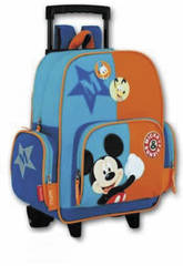 CARRO INFANTIL MICKEY BABY