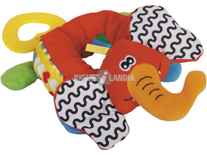 Peluche Elefante Texturas