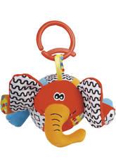 Peluche Baby Ballon Éléphant