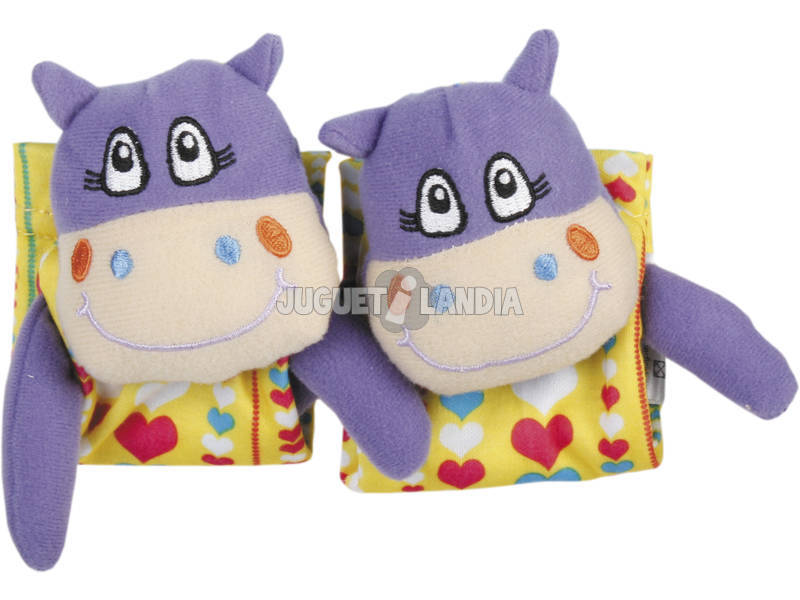 Calcetines Hipopotamo