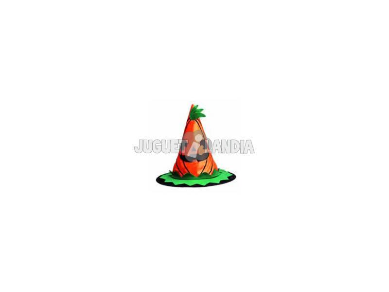 Sombrero Bruja Calabaza