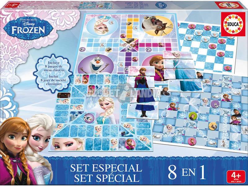 Frozen Set Especial 8 em 1