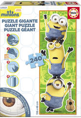 Puzzle 240 Minions Decor