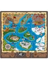 imagen Puzzle Eva 9 piezas Isla del Tesoro