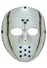 Maschera metallizzata