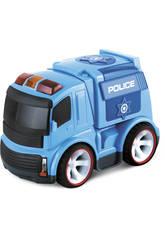 Radio Contrôle Police avec Son 17 cm.