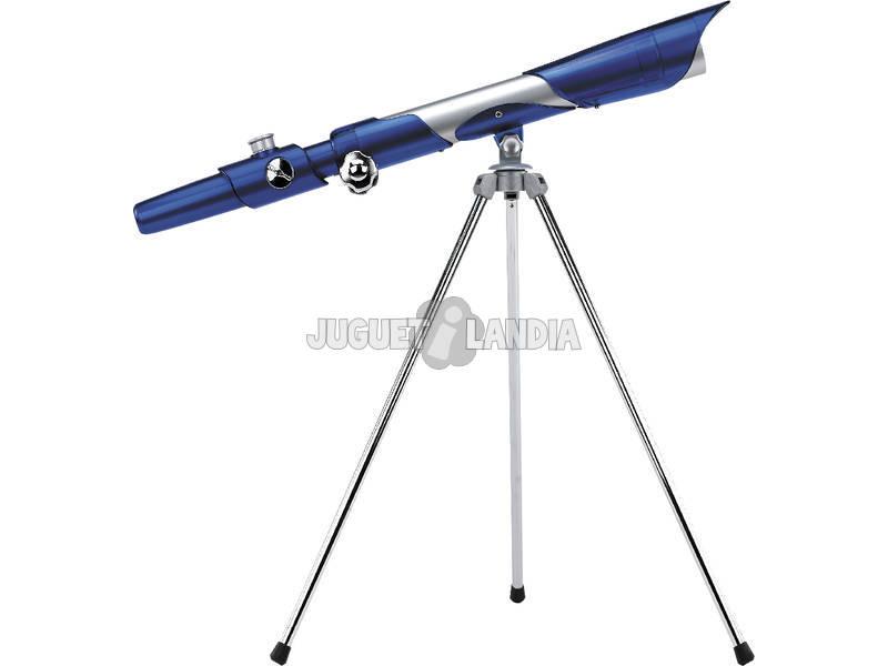 Telescopio con Tripode 2 en 1