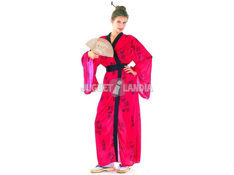 Disfraz Geisha Mujer Talla XL