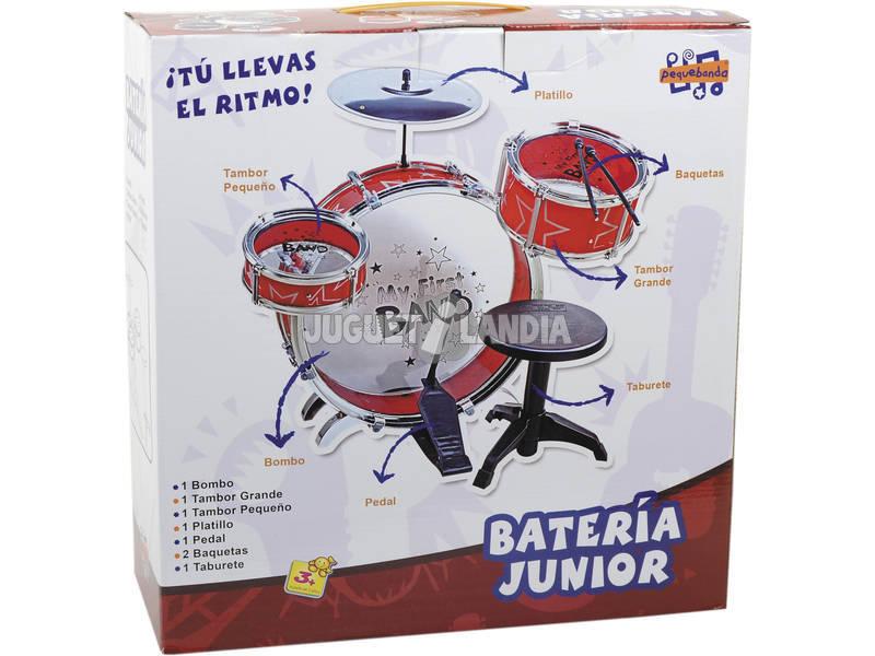 Bateria junior grande