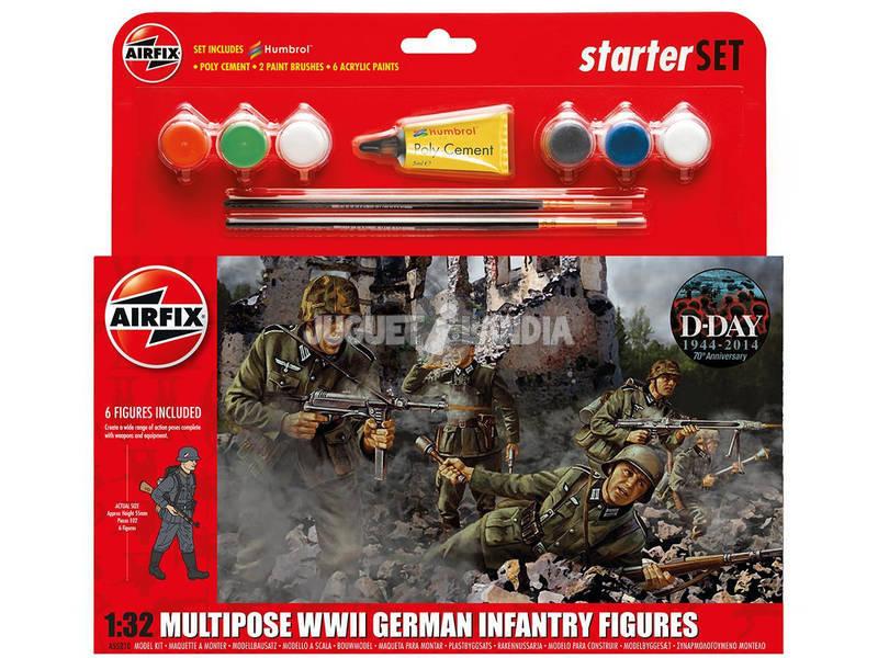 WWII Infantaria Alemã