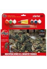 WWII Infantería Estadounidense