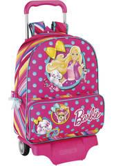 Mochila con Carro Barbie