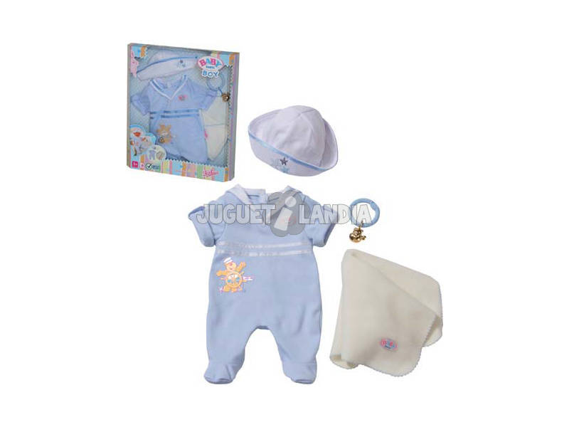 BABY BORN SET DE LUXE CUNA SHOWBOX