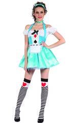 Déguisement Alice FemmeTaille XL
