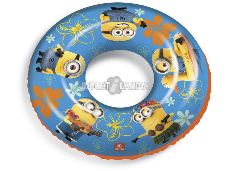 Minion Made Flutuador