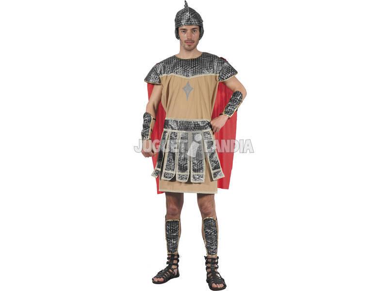 Fantasia Romano Capacete Homem Tamanho XL