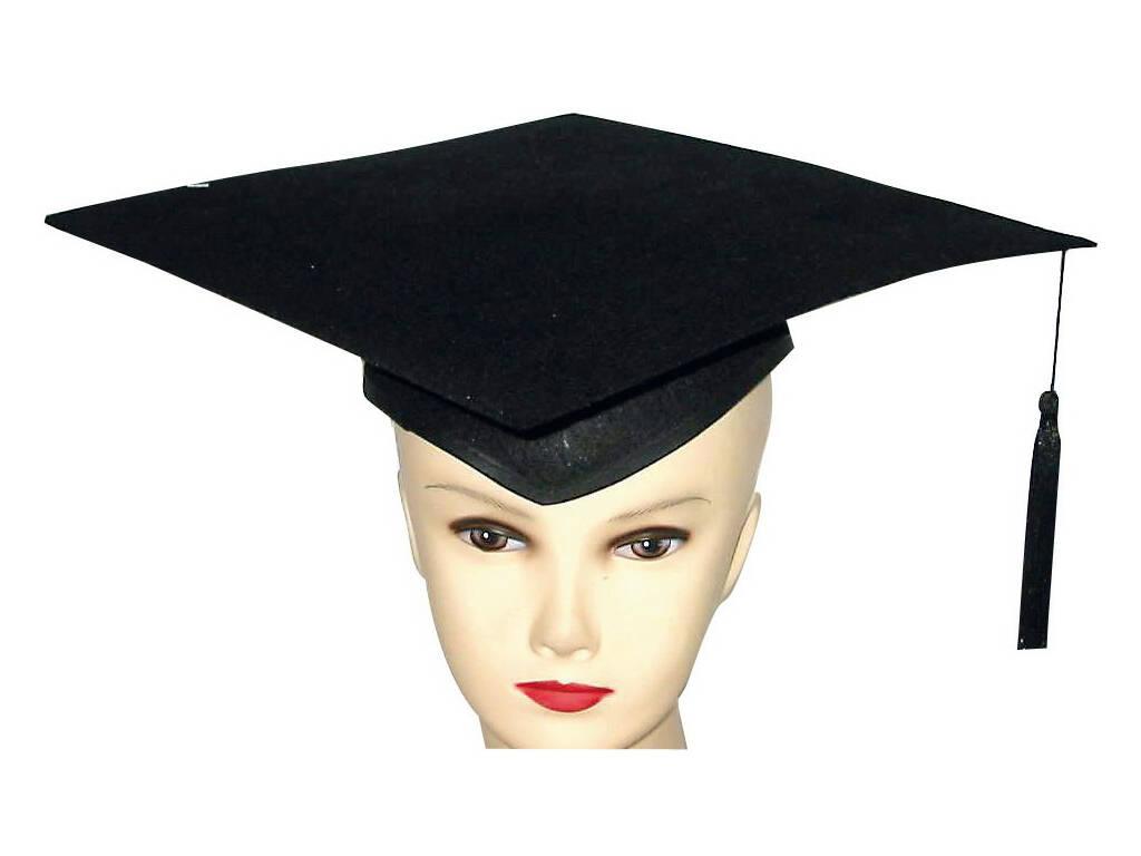 Gorro 18 cm. Graduado