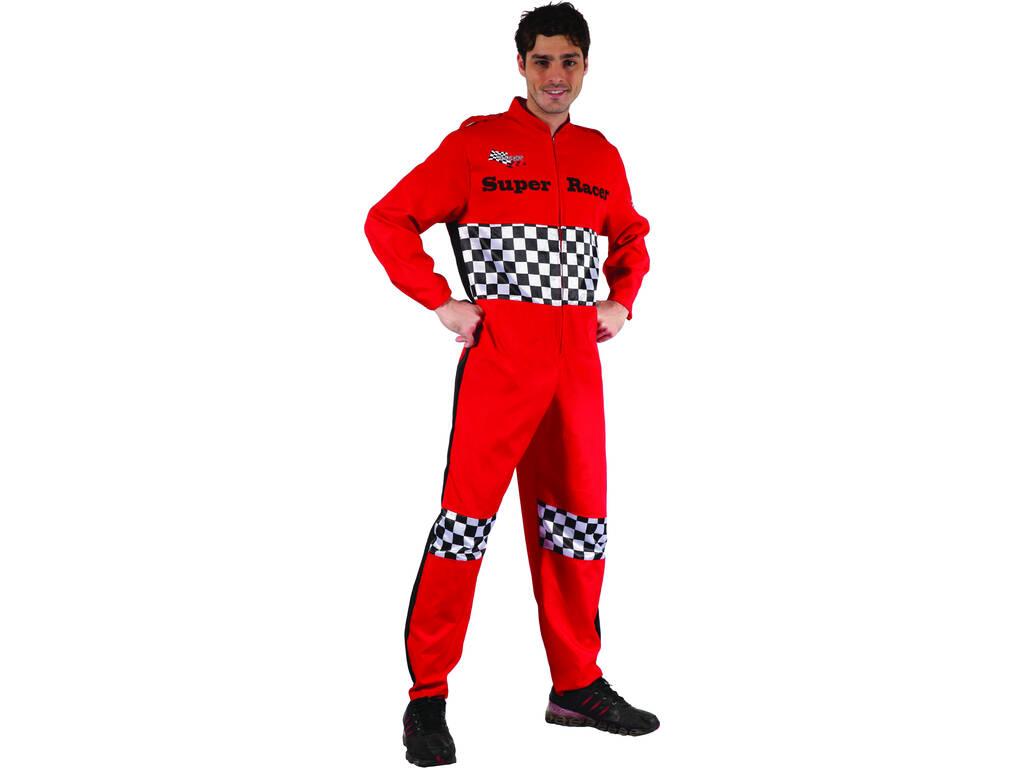 Maschera Pilota di Competizioni Uomo Taglia XL
