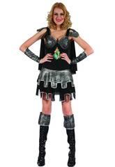 Maschera Gladiatora Donna Taglia XL