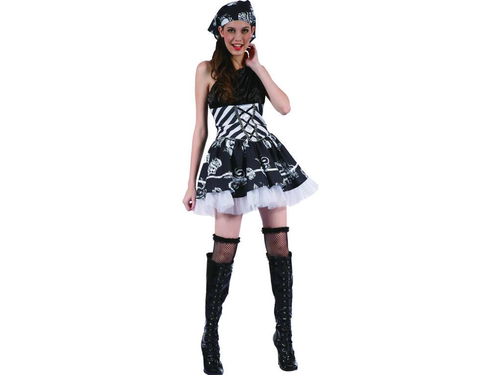 Costume Pirata con Bandana Donna L