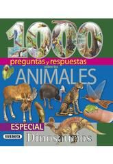 Buch 1.000 Fragen und Antworten Tiere von Susaeta S0097
