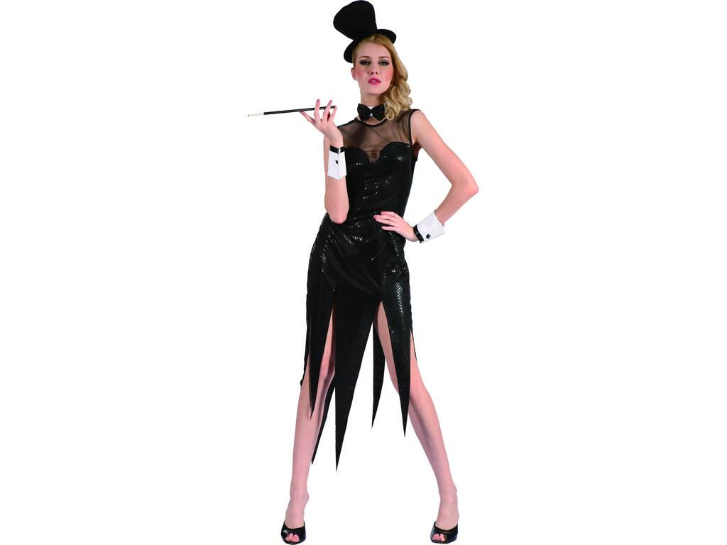 Disfraz Esmoquin Mujer Talla XL